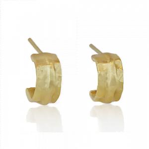חישוקים צמודים זהב 18k